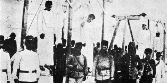 genocide armenien alep 1915