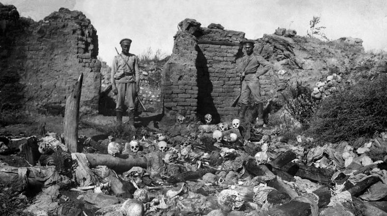 genocide armenien