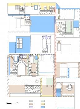 plans synagogue et mikveh