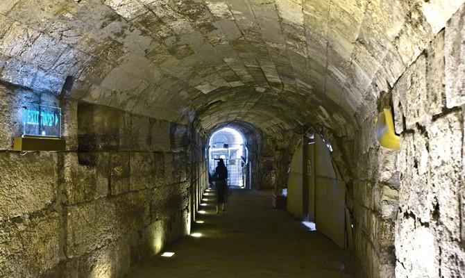tunnel kotel