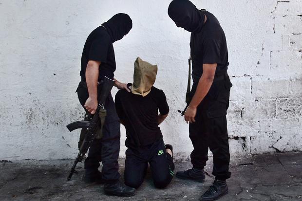 execution hamas