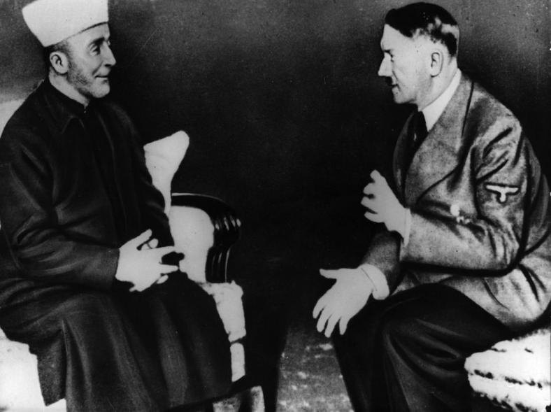 Adolf And Husseini