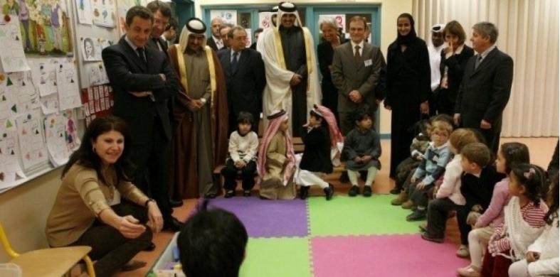 qatar lycee voltaire