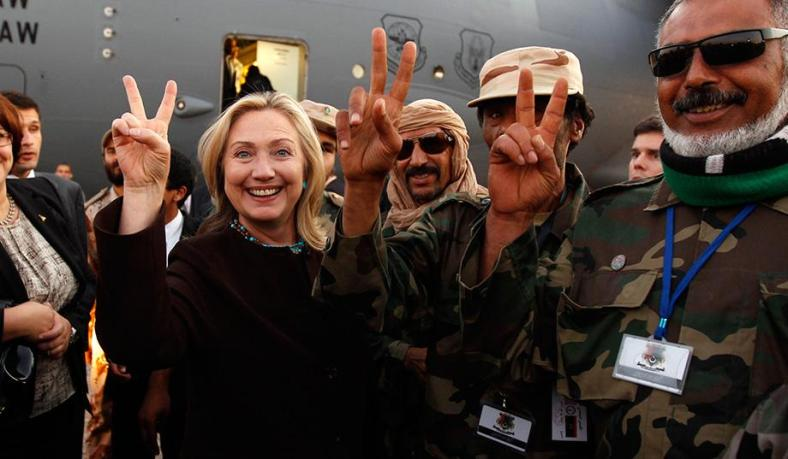 clinton-hillary-libye