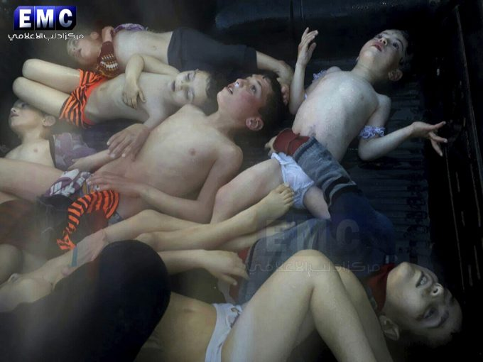 attaque chimique syrie