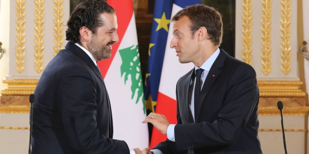 FRANCE-LEBANON-DIPLOMACY