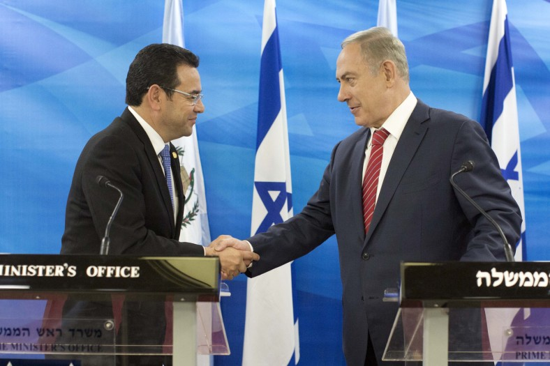 jimmy morales jerusalem