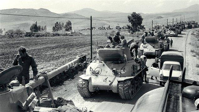 guerre kippour golan