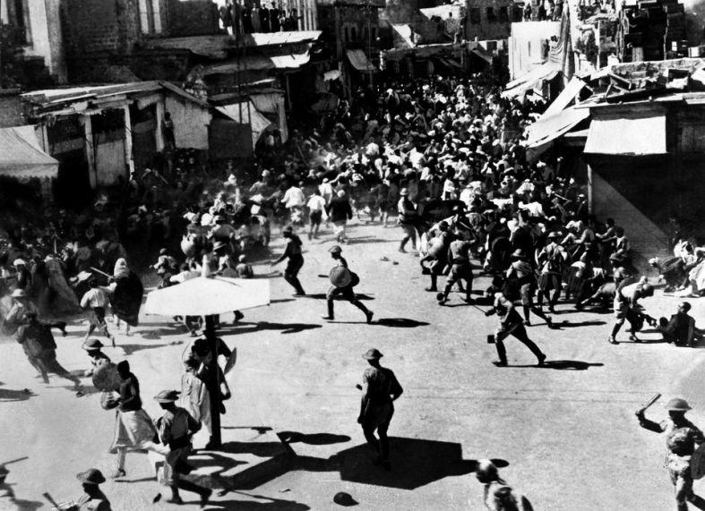 jaffa 1936 grande révolte arabe