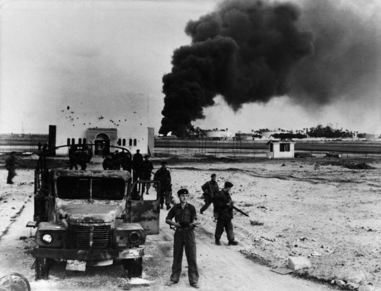 port said 1956 crise canal suez