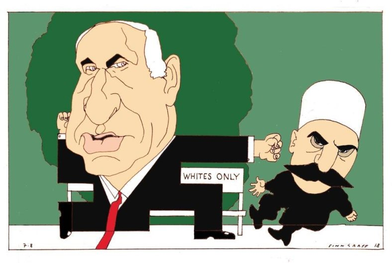 presse norvegienne antisémitisme 7 août 2018
